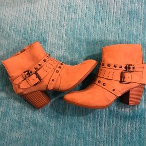 Express booties.  Size 8.